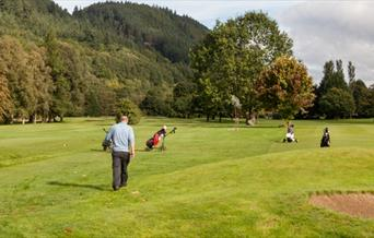 Betws-y-coed Golf club