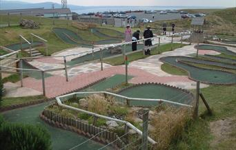 Rocky Pines Adventure Golf, Great Orme, Llandudno