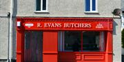 R Evans Butchers