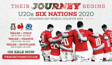 Wales U20 Six Nations Internationals 2020