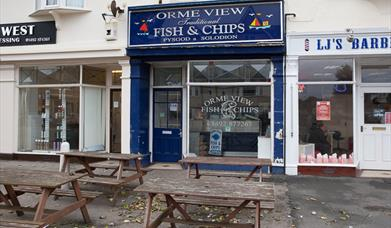 Orme View Fish & Chip Shop