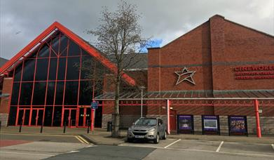 Cineworld Llandudno Junction