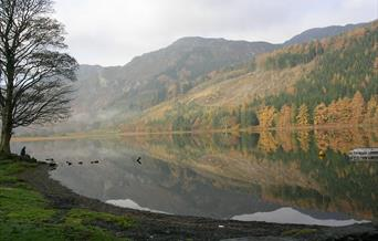 Crafnant Trout Fishery, Trefriw