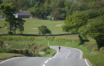Llanrwst and Beyond via Fairy Glen - Road Cycle Route